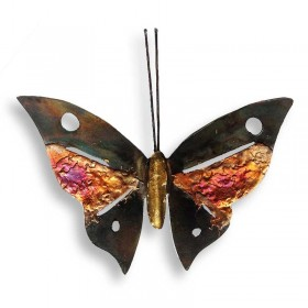 Recycled Metal Butterfly Medium