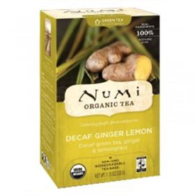 Decaf Ginger Lemon Tea
