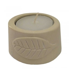 Leaf Tealight Holder