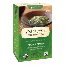 Maté Lemon Tea