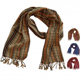 Multi-coloured Chalina Scarf