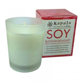 Soy Blossom Votive Candle