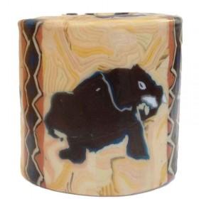 Elephant Zanzibar Candle