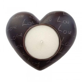 Black Tealight