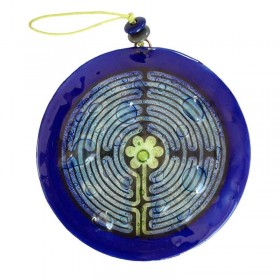Labyrinth Suncatcher L