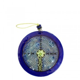 Labyrinth Suncatcher S