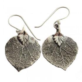 Bodhi Leaf Earrings