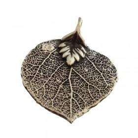 Bodhi Leaf Pendant