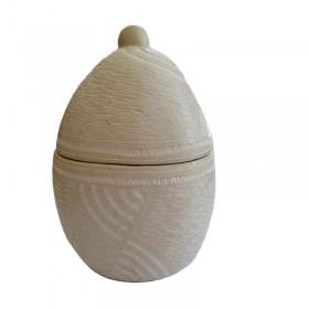 White Stone Box