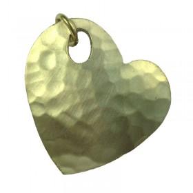 Heart Cutout Pendant