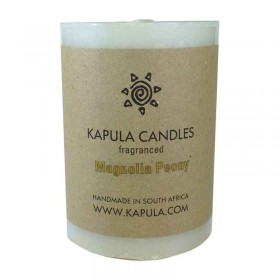 Magnolia Pillar Candle
