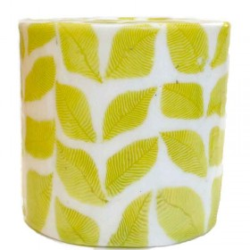 Lime Leaf Candle