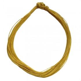 Yellow Waxed Thread