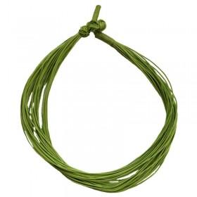Green Waxed Thread