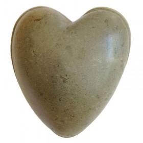 Grey Heart Box
