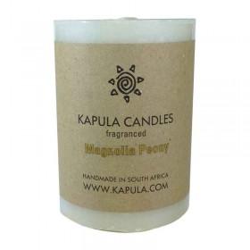 Magnolia Pillar Candle